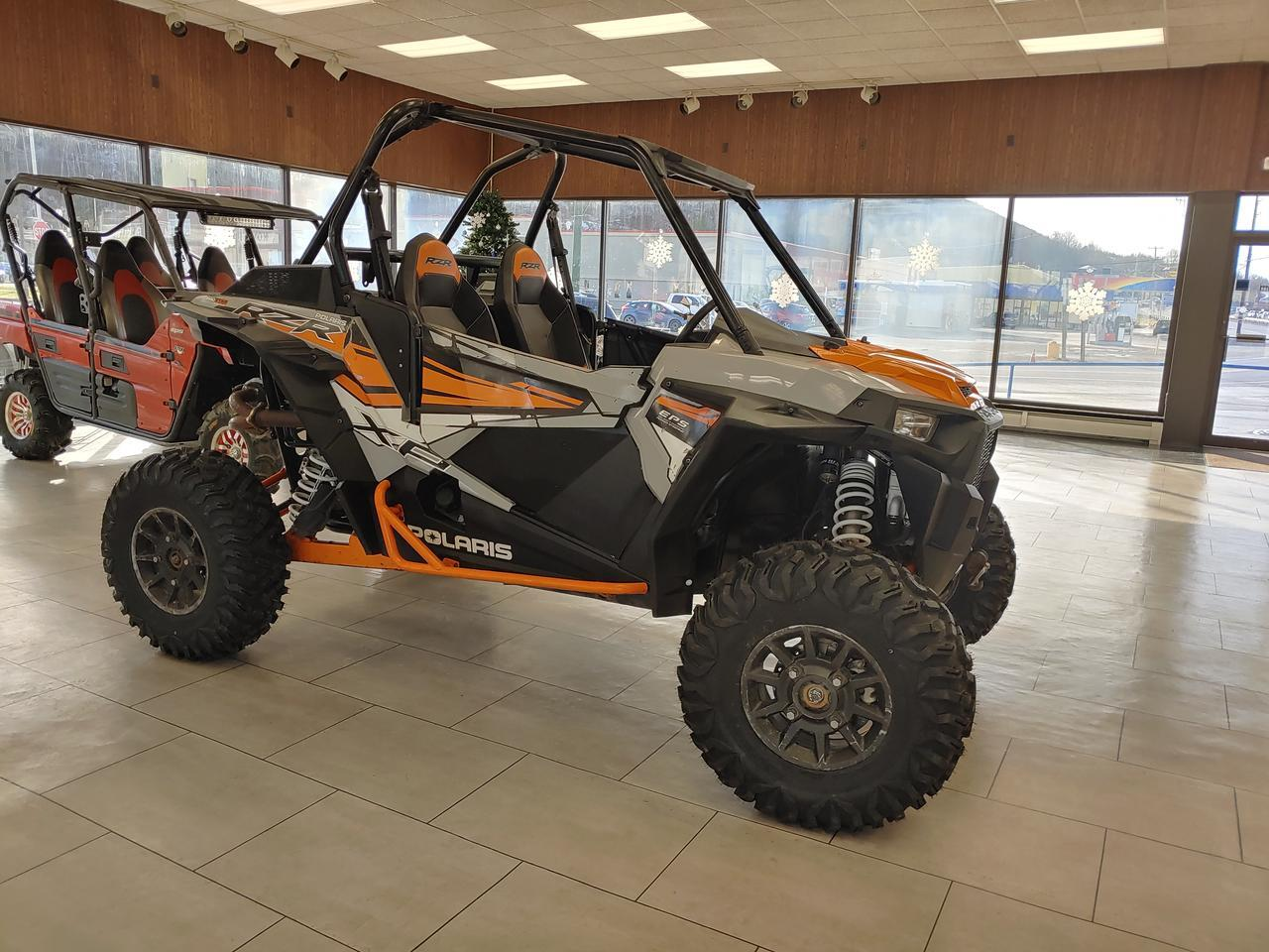 2018 POLARIS RZR XP TURBO Nesquehoning PA