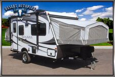 2018 Palomino SolAire eXpandable 147X Off-Road Edition Travel Trailer