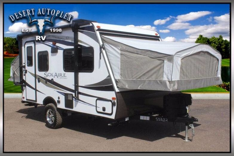 2018 Palomino SolAire eXpandable 147X Off-Road Edition Travel Trailer Mesa AZ