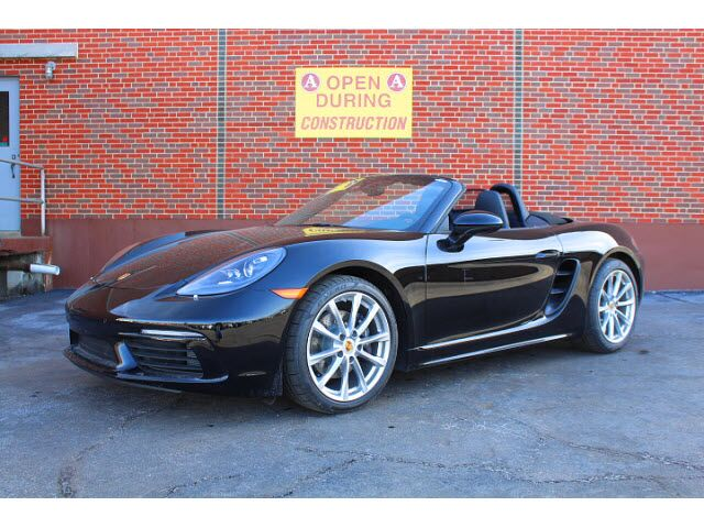 2018 Porsche 718 Boxster Base Merriam KS