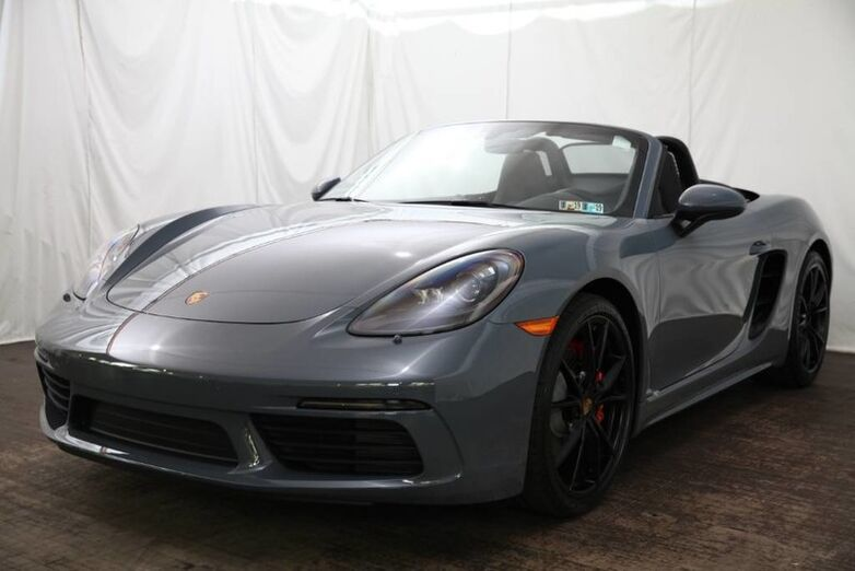 2018 Porsche 718 Boxster S Pittsburgh PA
