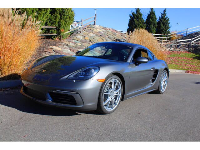 2018 Porsche 718 Cayman  Merriam KS