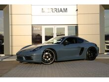 2018_Porsche_718 Cayman__ Kansas City KS