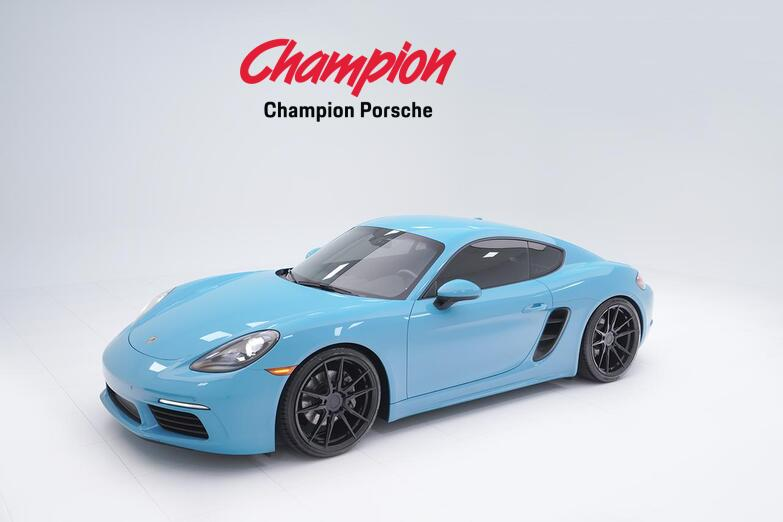 2018 Porsche 718 Cayman  Pompano Beach FL
