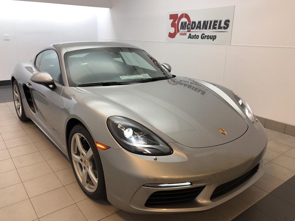 2018 Porsche 718 Cayman Base Columbia SC