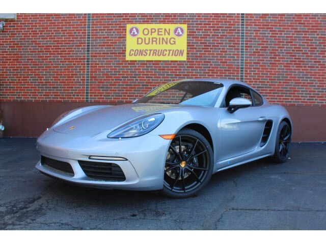 2018 Porsche 718 Cayman Base Kansas City KS