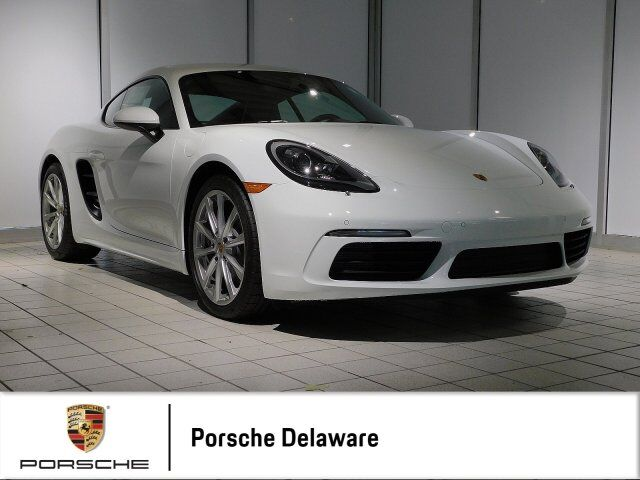 2018 Porsche 718 Cayman PREMIUM PACKAGE PLUS Newark DE