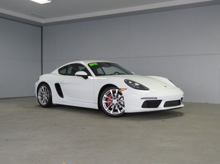 2018 Porsche 718 Cayman S Kansas City KS