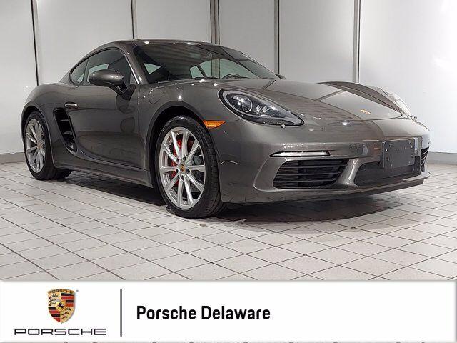 2018 Porsche 718 Cayman S Newark DE