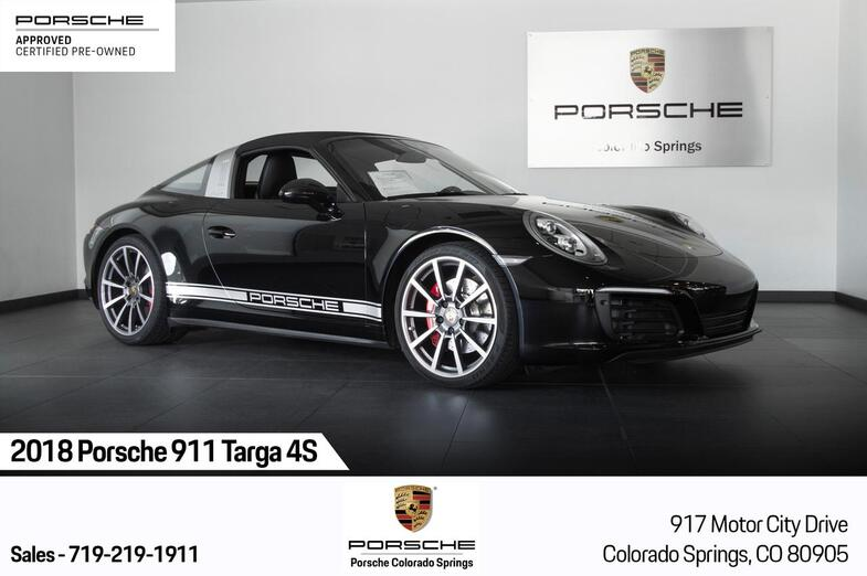 2018 Porsche 911 911 Targa 4S Colorado Springs CO