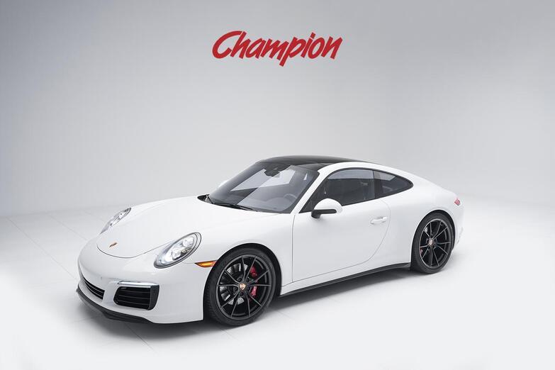 2018 Porsche 911 Carrera 4S Pompano Beach FL