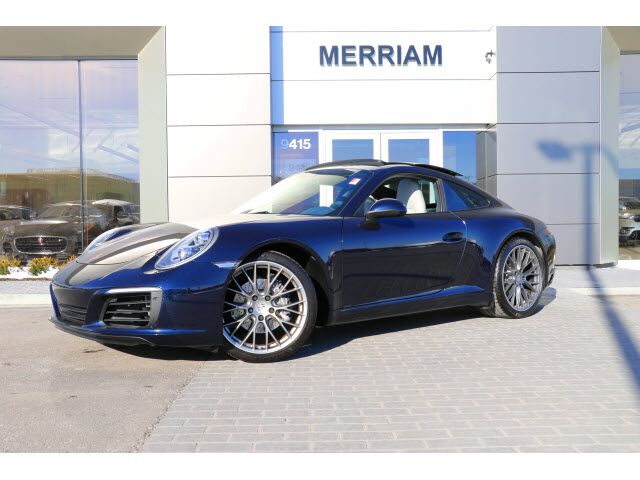 2018 Porsche 911 Carrera Merriam KS
