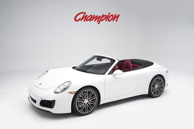 2018 Porsche 911 Carrera S Cab Pompano Beach FL