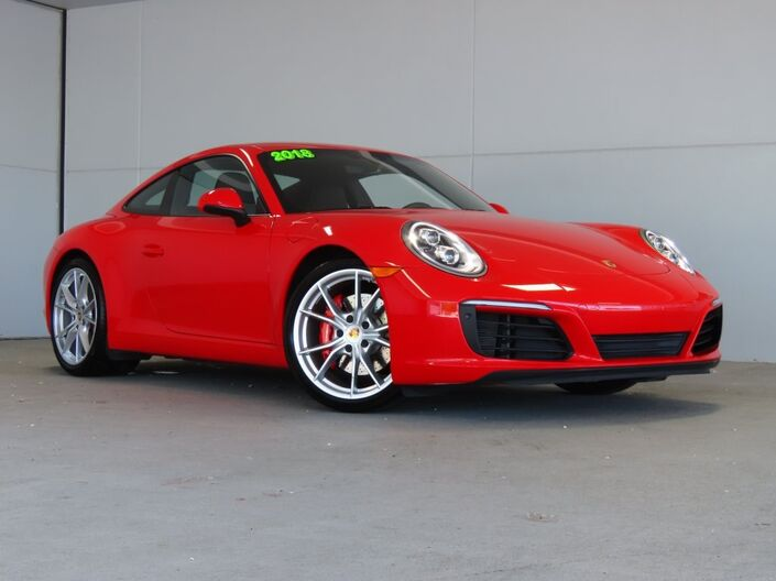 2018 Porsche 911 Carrera S Merriam KS