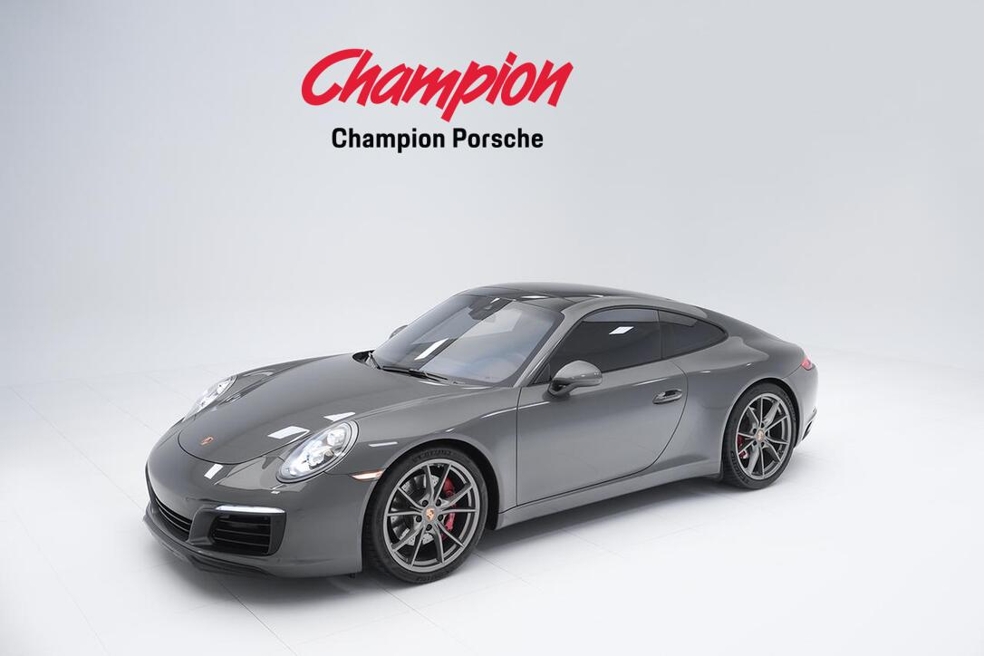 2018 Porsche 911 Carrera S Pompano Beach FL