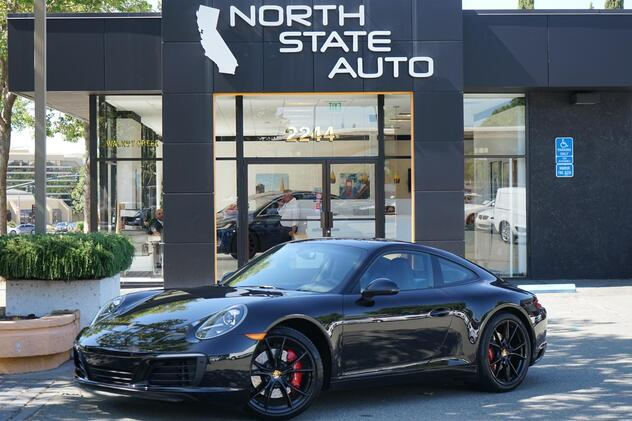 2018_Porsche_911_Carrera S_ Walnut Creek CA