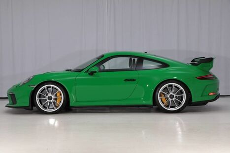2018_Porsche_911 Coupe 6MT_GT3_ West Chester PA