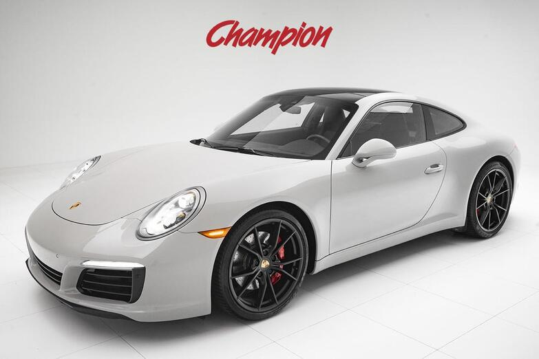 2018 Porsche 911 Demo Sale Carrera S Pompano Beach FL