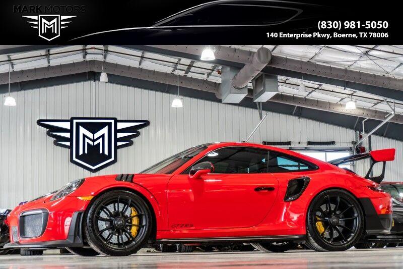 2018_Porsche_911_GT2 RS - WEISSACH PACKAGE_ Boerne TX
