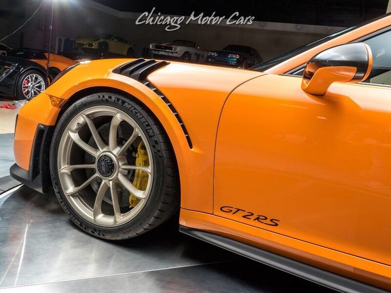 2018 Porsche 911 GT2 RS PTS Pastel Orange Chicago IL
