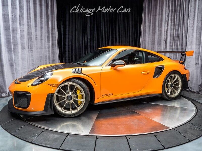 2018_Porsche_911_GT2 RS PTS Pastel Orange_ Chicago IL