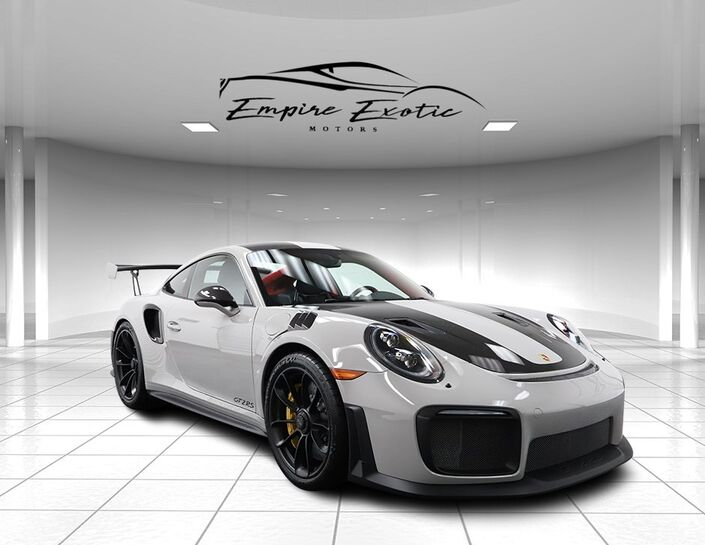 2018 Porsche 911 GT2 RS *WEISSACH PACKAGE* Addison TX