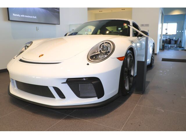 2018 Porsche 911 GT3 GT SPORT MANUAL TRANSMISSION Kansas City KS