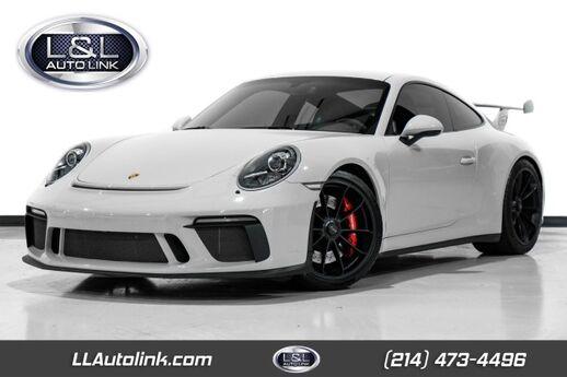 2018 Porsche 911 GT3 Lewisville TX