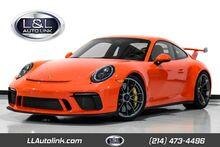 2018_Porsche_911_GT3_ Lewisville TX