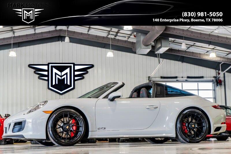 2018_Porsche_911_Targa 4 GTS_ Boerne TX