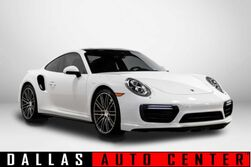 Porsche 911 Turbo Coupe 2018