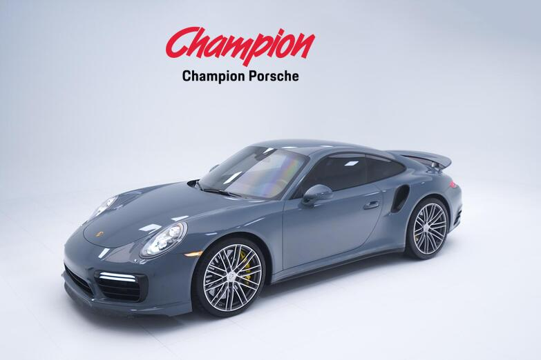 2018 Porsche 911 Turbo Pompano Beach FL