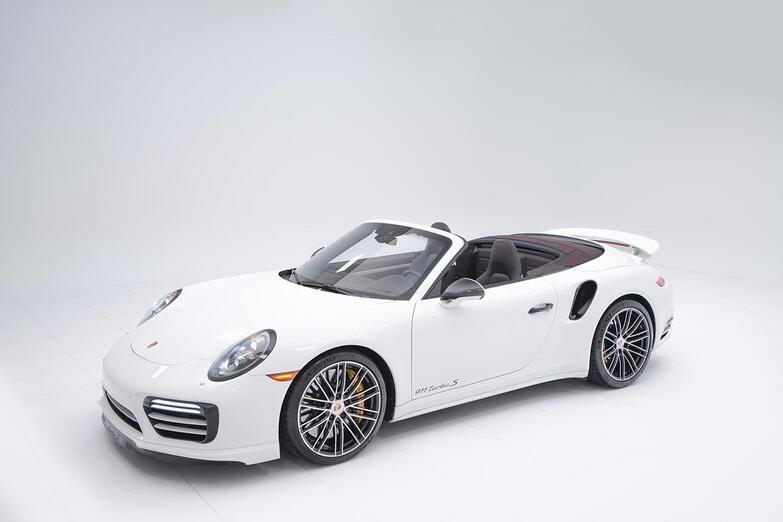 2018 Porsche 911 Turbo S Cab Pompano Beach FL