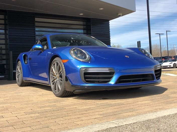 2018 Porsche 911 Turbo S Highland Park IL