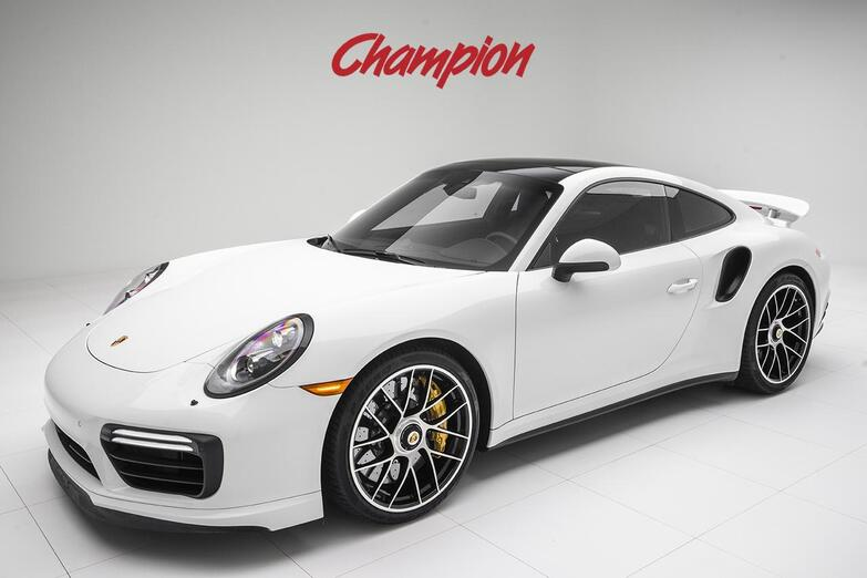 2018 Porsche 911 Turbo S Pompano Beach FL