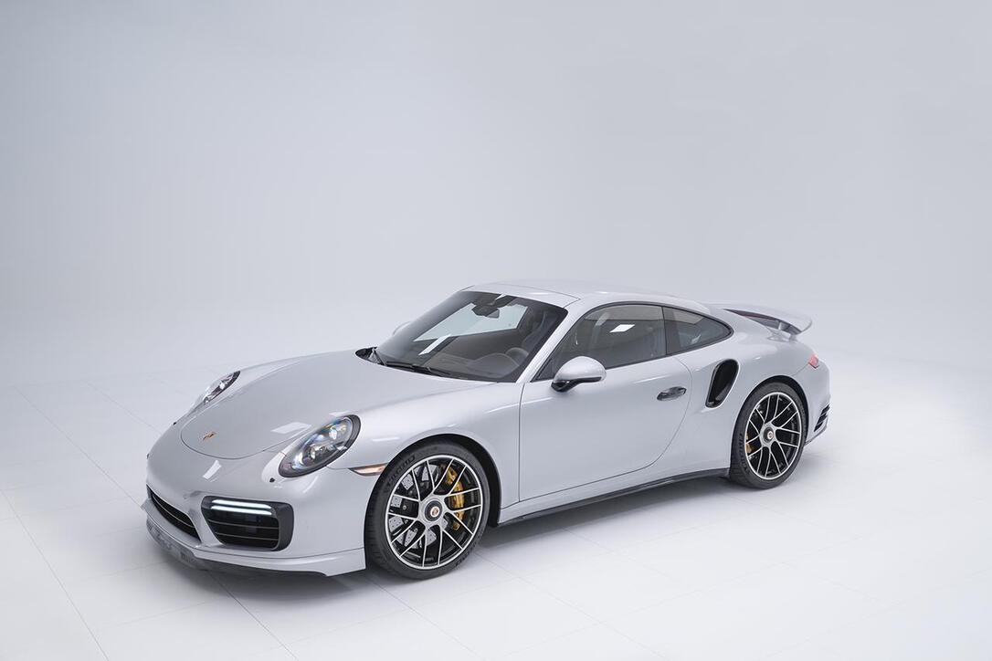 2018 Porsche 911 Turbo S Pompano Beach FL