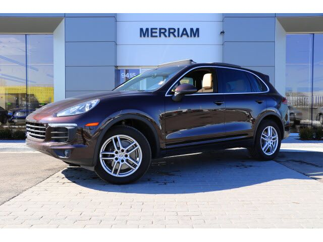 2018 Porsche Cayenne  Kansas City KS