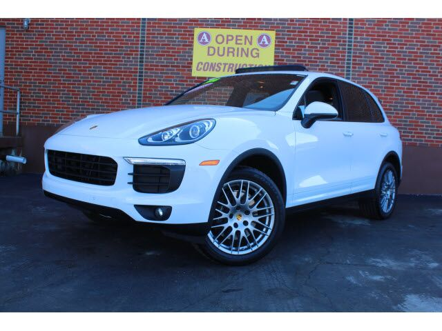 2018 Porsche Cayenne  Merriam KS