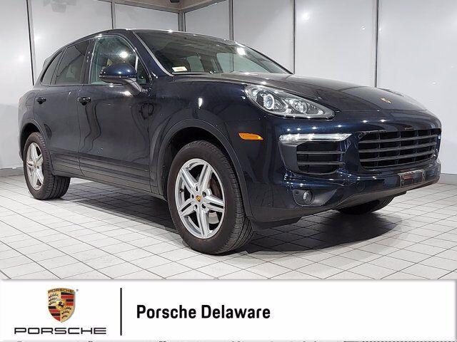 2018 Porsche Cayenne  Newark DE