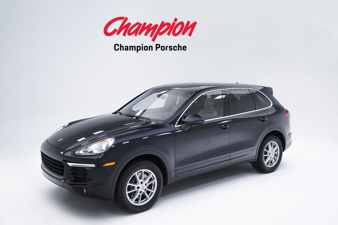 2018 Porsche Cayenne  Pompano Beach FL