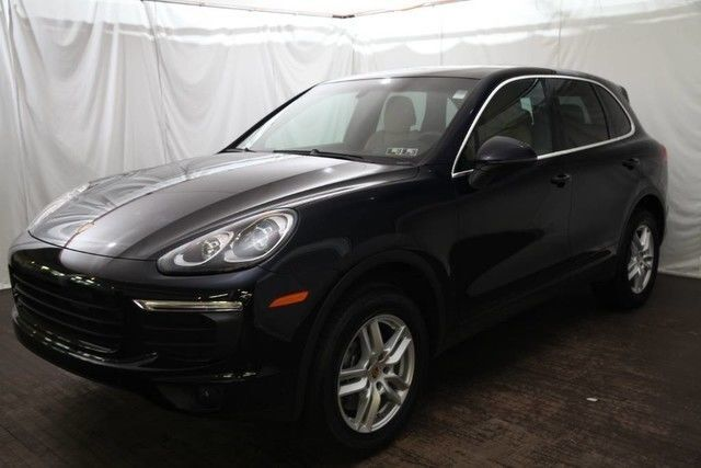 2018 Porsche Cayenne Base Pittsburgh PA