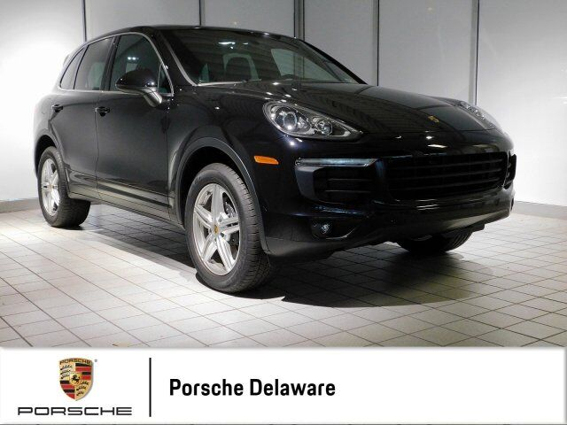2018 Porsche Cayenne PREMIUM PACKAGE*PANORAMIC ROOF Newark DE