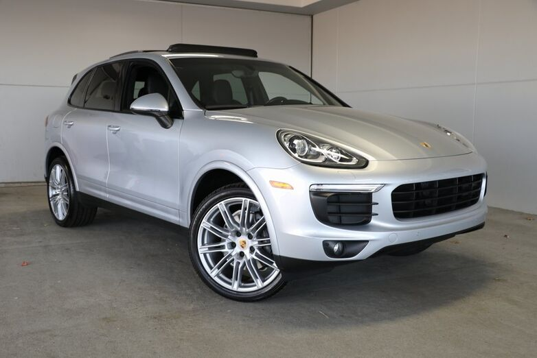 2018 Porsche Cayenne Platinum Edition Merriam KS