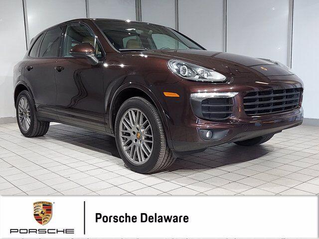 2018 Porsche Cayenne Platinum Edition Newark DE