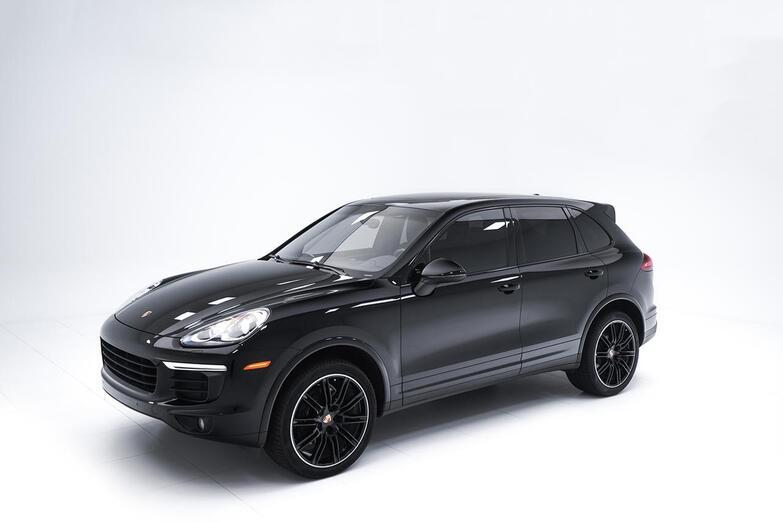 2018 Porsche Cayenne Platinum Edition Pompano Beach FL