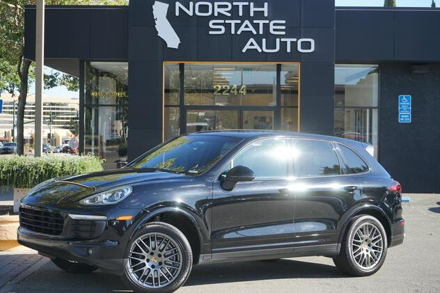2018_Porsche_Cayenne_Platinum Edition_ Walnut Creek CA