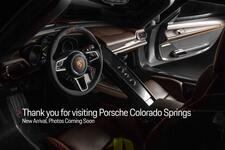 2018 Porsche Cayenne S E-Hybrid Platinum Edition