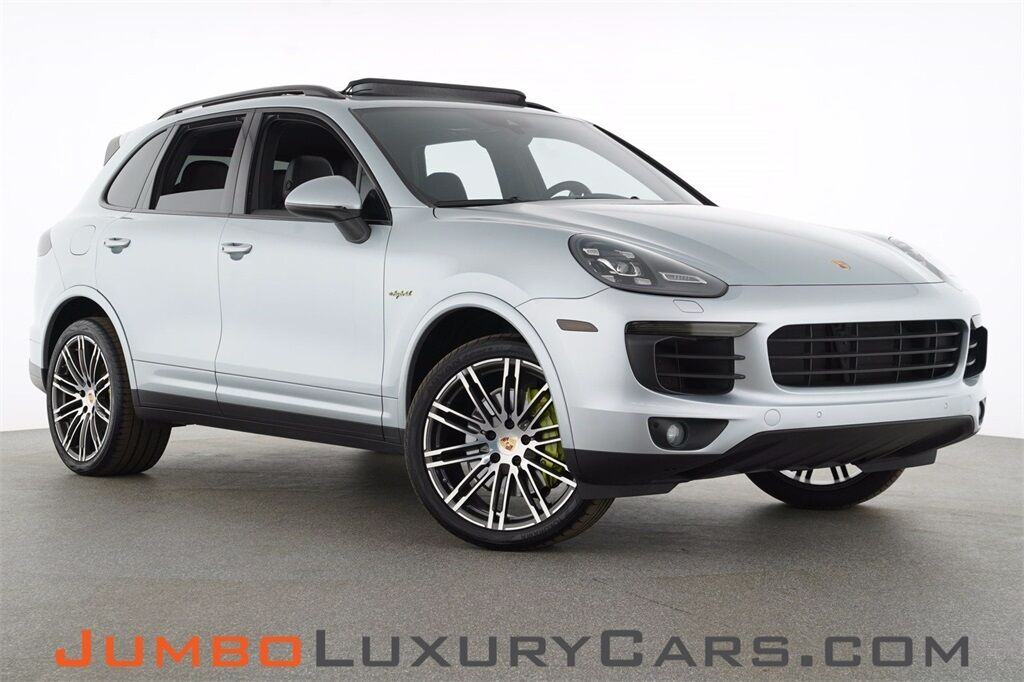 2018 Porsche Cayenne S Hybrid Hollywood FL