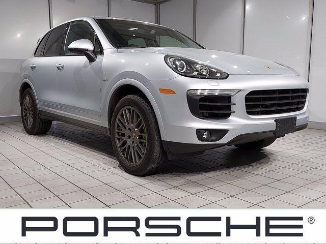 2018 Porsche Cayenne S Platinum Edition E-Hybrid Newark DE