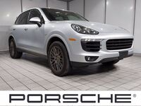 2018 Porsche Cayenne S Platinum Edition E-Hybrid